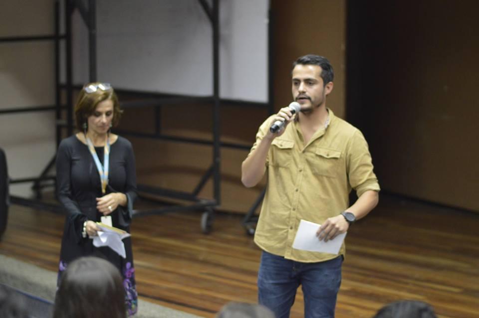 Durante la semana, se realizaron charlas para brindar información sobre los programas y actividades de distintas unidades académicas.