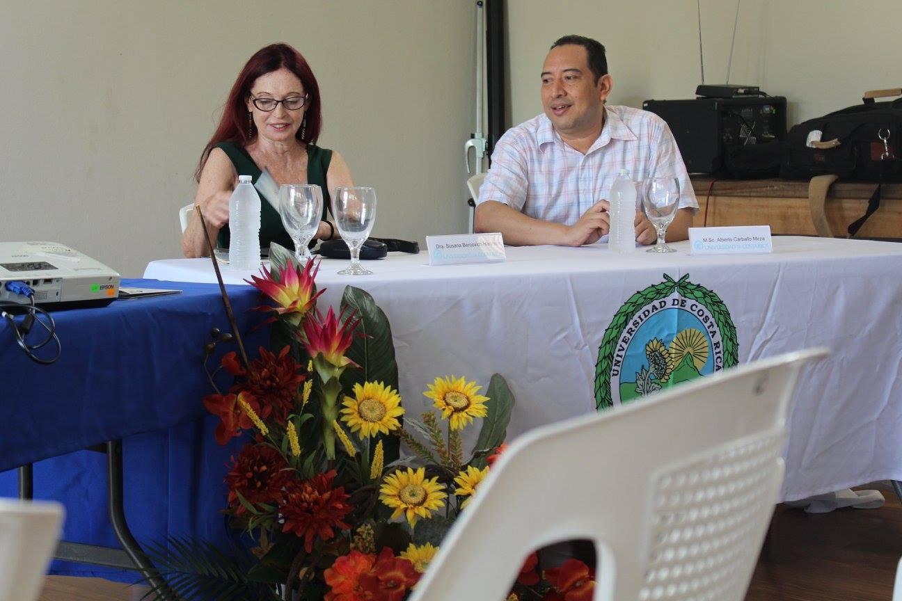 La Dra. Susana Bercovich fue una de las académica internacionales invitada a este tercer simposio. Foto: Sigrid Villanueva.