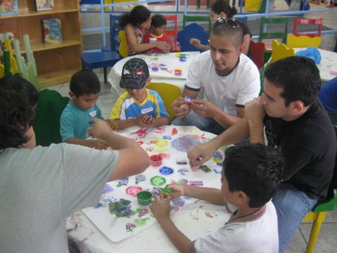 Trabajos para desarrollar las habilidades motoras de las y los niños