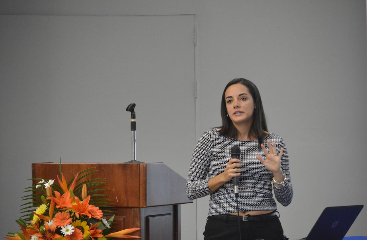 Presentación del proyecto ED-19: Escuelas deportivas y recreativas para la salud. Fotografía: Laura Camila Suárez
