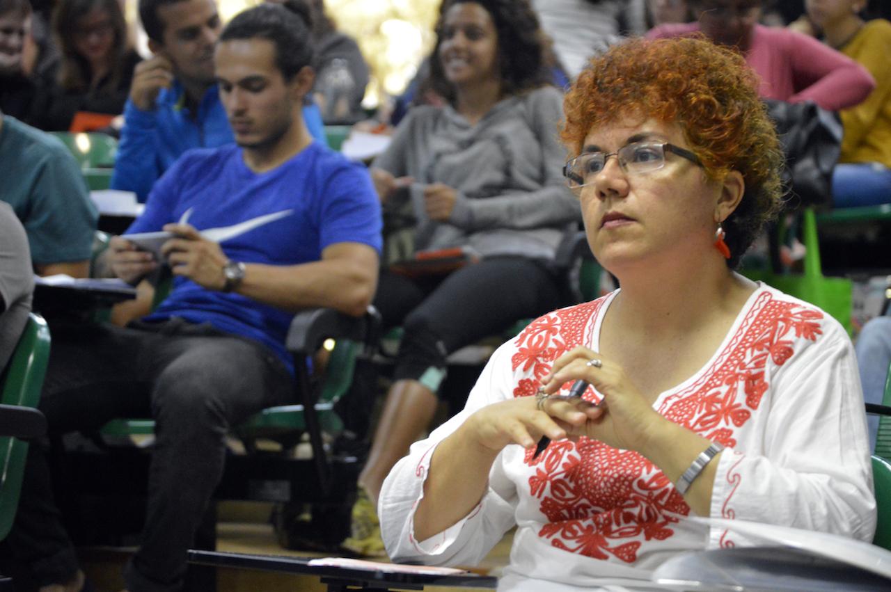 I Jornada de Difusión de la Investigación, la Acción Social la Docencia y Expoinvestigación. Fotografía: Laura Camila Suárez