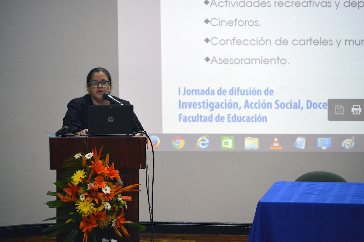 Presentación del proyecto TC-507: Promoción de los derechos y deberes de la niñez y adolescencia en espacios de atención prioritaria. Fotografía: Laura Camila Suárez