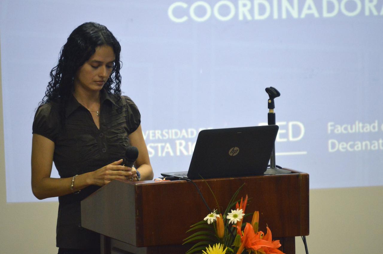 Presentación del proyecto TC-537: Movimiento humano y Recreación para una mejor calidad de vida de las poblaciones infantil, juvenil, adulta y adulto mayor en vulnerabilidad social. Fotografía: Laura Camila Suárez