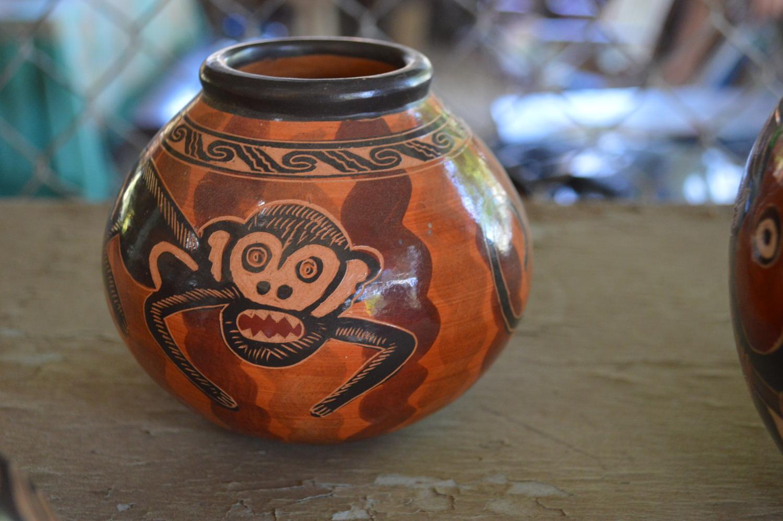 Artesanía de la Región Chorotega