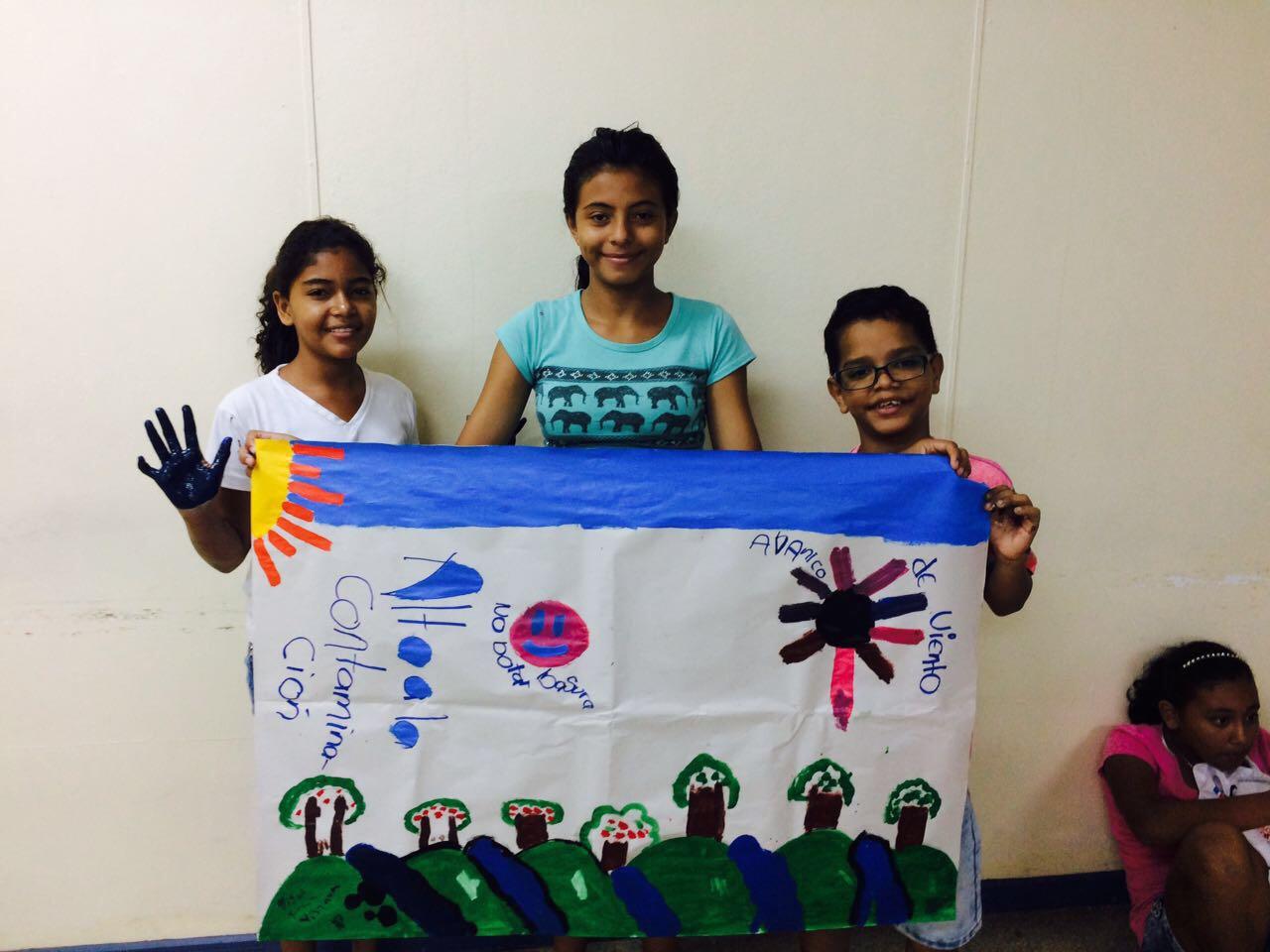 Campamentos de Desarrollo Humano Sede del Pacífico UCR