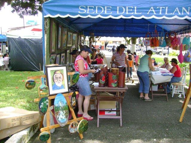 Feria Parque Turrialba, 2007.