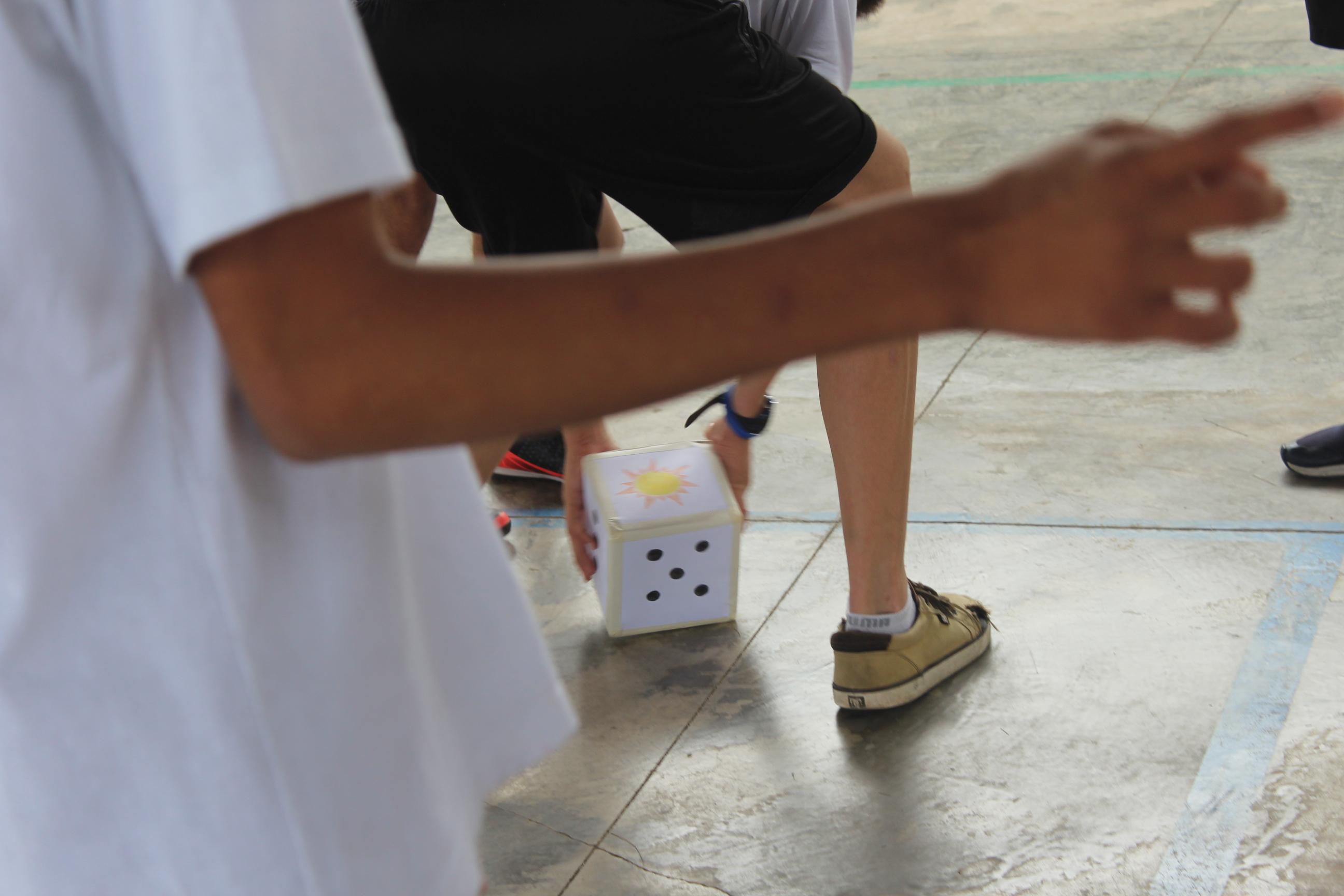 Jóvenes del Prevocacional de Calle Blancos participaron del Campamento Recreativo anual que organiza el TC-602 Envejecimiento activo a lo largo de la vida que busca generar conciencia sobre la importancia de envejecer activamente. Fotografías de Daniela Sánchez Miranda, estudiante de Comunicación Colectiva y del TCU.