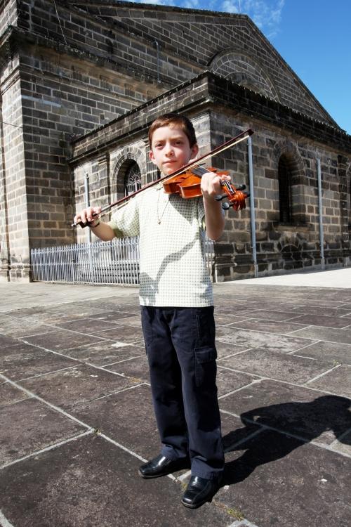 Violinista.  EBM Palmares.