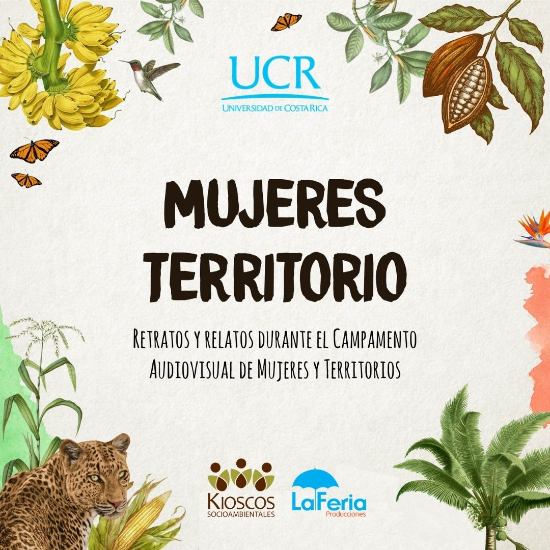 """Mujeres Territorio: Retratos y Relatos"" está disponible en el repositorio institucional Kérwá."