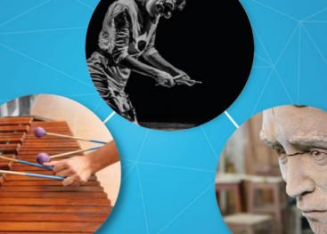 La acción social desde las artes llega a comunidades de todo el país con actividades formativas, lúdicas y de fortalecimiento local. Foto IIArte-UCR