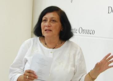 La Dra Maricela GonzálezCruz Manjarrez expone sobre el muralismo mejicano el  28 de setiembre a las 2:00 p.m. en la Sede Arnoldo Ferreto,  en Puntarenas.
