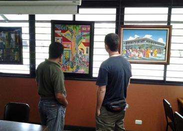 Se realizan cada año 20 presentaciones artísticas que involucran teatro, danza, música y exposiciones de arte. Fotografìa Haydee Jiménez.
