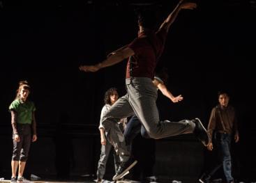 La Compañía Danza UCR fue también ha invitada  a participar en el 17° Festival Bailando