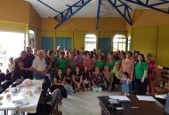 Actividad personas adultas mayores. Campamentos de Desarrollo Humano UCR.