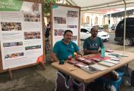 Los museos de la UCR estuvieron presentes en la Jornadas de Acción Social. Fot por: Hazel González.