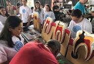 La salud bucodental fue parte de los temas tratados durante las Jornadas. Foto por: Hazel González.