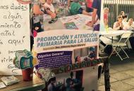 Proyecto de atención primaria de la salud. Foto por: Hazel González.