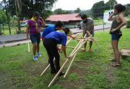 Campamentos de Desarrollo Humano Golfito Julio 2017