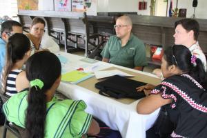 El Encuentro Compartiendo experiencias de Acción Social en la zona sur, organizado por el Recinto de Golfito valoró el trabajo realizado en esa región por parte de la UCR. Foto Keiner Moraga Blanco.