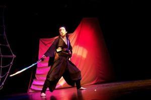 Irene lida Naito ha participado en más de 60 espectáculos con la Compañía Musical Takarazuka en Japón