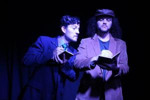 La comedia 75 puñaladas es del reconocido dramaturgo argentino Martín Giner. Foto: Teatro Universitario.