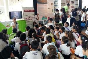 Expo Museos este año dió importancia al ambiente. Fotografía Hazel González.