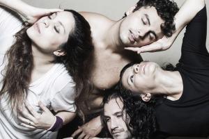 El grupo de teatro Contraluz nació en 1995 y este año ganó un fondo de ProArtes, con el que montó Círculo vicioso (foto cortesía de Contraluz).