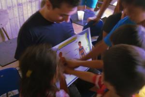 Diversidad lingüística de Costa Rica es un proyecto presentado por  Carlos Sánchez, implica la elaboración de diccionarios pictóricos y etnográficos