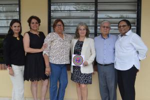 Representantes de las universidades de América Latina y el Caribe que integran la red. Fotografía por Mariana Arce Mercado.