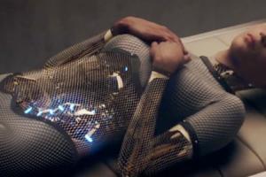 El cine Foro analizará Ex machina, pelicula del 2015, de Alex Garland. En la grafica Ava, la robot. Tomado de google images