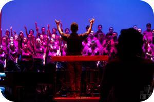 """UCR Coral participó en un memorable montaje de """"Aída"""", una de las obras maestras de Giuseppe Verdi."""