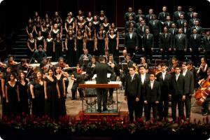 UCR Coral presentó la temporada Coronation Anthem en el Teatro Nacional durante julio del 2012