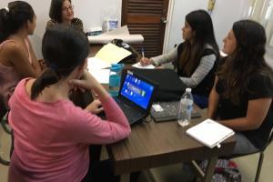 Facultad Farmacia reflexiona sobre procesos de acción social