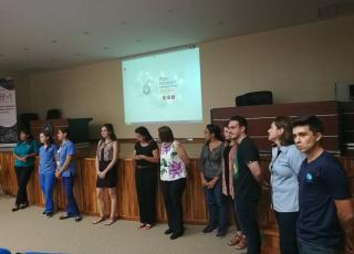 Las mujeres conocieron al equipo del hospital y del TCU que trabajarán con ellas durante el año. Foto: Rebeca Gu.