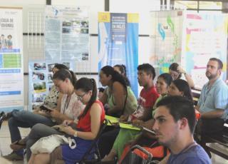 Con una amplia participación, el Encuentro Compartiendo experiencias de Acción Social en la zona sur, recogió valiosas recomendaciones para la acción social universitaria. Foto Keiner Moraga Blanco.