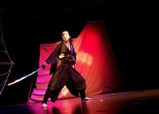 Irene lida Naito ha participado en más de 60 espectáculos con la Compañía Musical Takarazuka en Japón. Foto: Teatro Universitario.