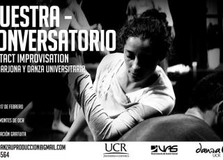 El conversatorio es gratutito el viernes 17 en el Teatro Montes de Oca a las 7 P.M.