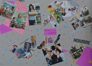Material elaborado por estudiantes de sétimo año.