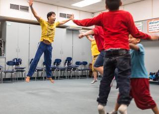 Danzar.. favorecer la toma de conciencia corporal a través del movimiento
