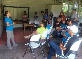 Encuentro Comunitario: La acción social de la UCR en la zona del Humedal Térraba-Sierpe