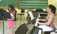 Conservatorio de Música en San Ramón, Sede de Occidente