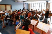 Etapa Básica de Música en San Pedro, Montes de Oca