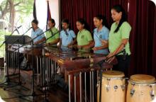 Etapa Básica de Música en Santa Cruz, Guanacaste